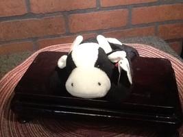 Vintage - TY Beanie Baby Plush - Daisy the Cow - 1993 - 1994 Tag Error - $24.85