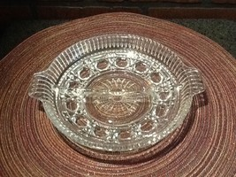 Vintage Federal Glass Co./Indiana Glass Co Divided Relish Dish - $12.95