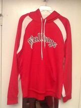 Augusta Sportswear Adult Size L Hooded Pullover Jacket - Bulldogs - $10.85