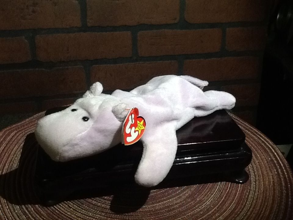 f1f9d762eb4 TY Beanie Baby with Tags - Happy the Hippo - and 50 similar items. 57