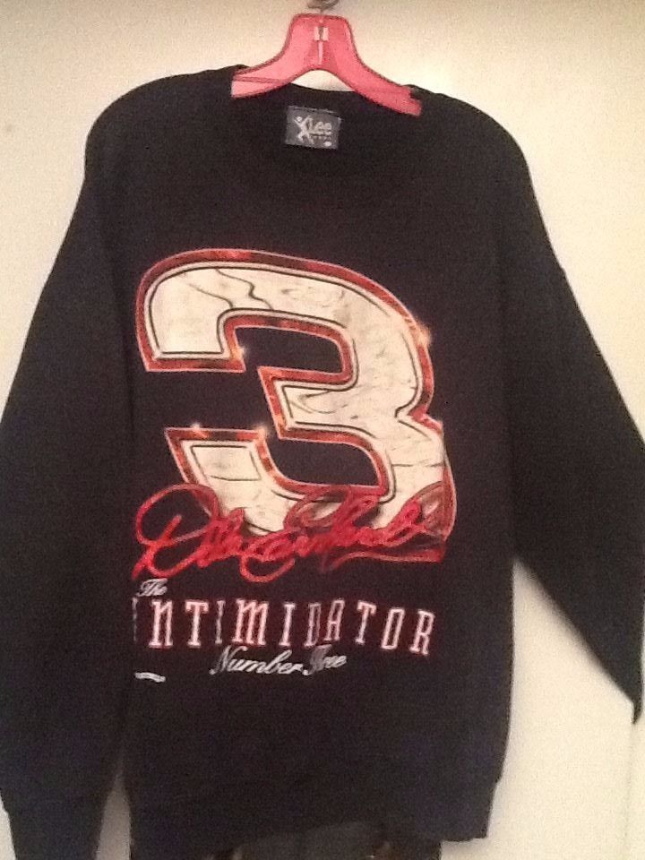 Lee Sports - The Intimidator #3 - Sweatshirt Adult L - Black
