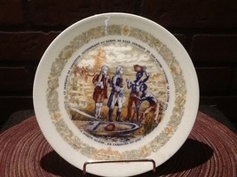 D'Arceau Limoges - Lafayette Legacy Collection- 1973 The Landing at Nort... - $14.85