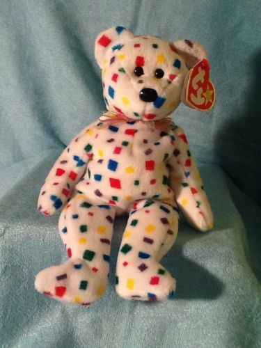 TY Beanie Baby w Tags - Ty 2K Bear - PE - and 50 similar items. 12 8783e0f5bc66