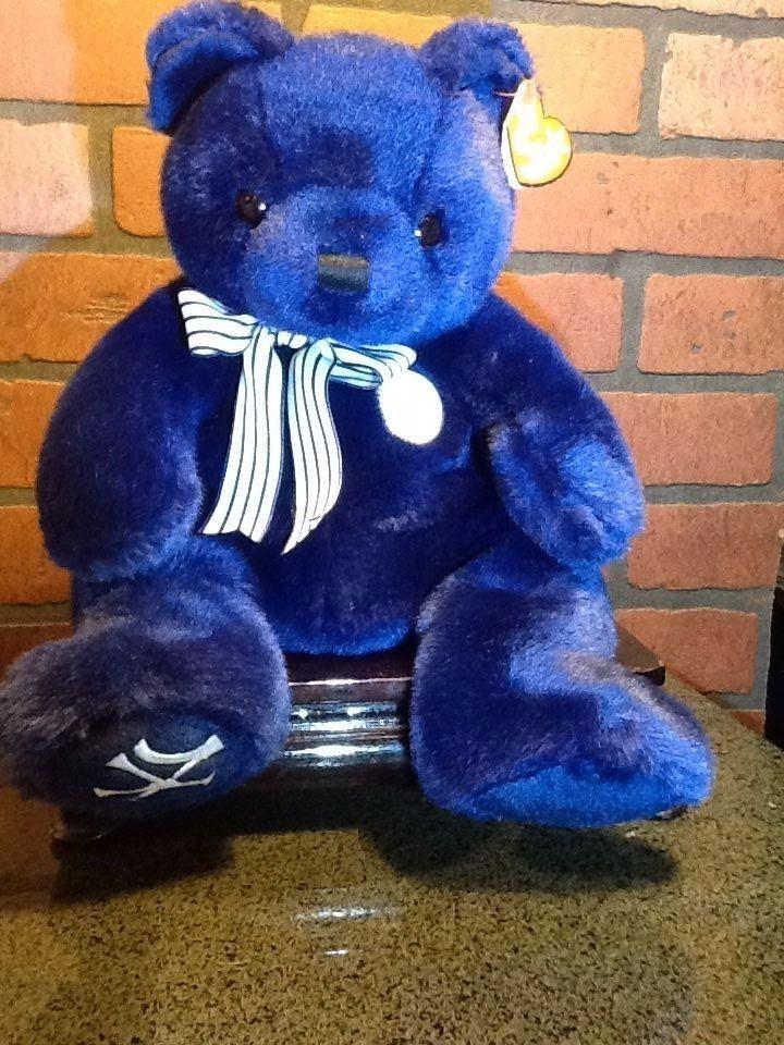 7f399e808e5 2004 Ty Beanie Buddies New York Yankees Blue and 50 similar items. 57