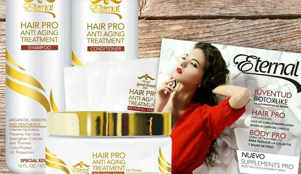 Hair Pro Eternal Spirit Beauty And 50 Similar Items