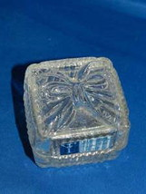 Crystal Clear Industries 24% Lead Crystal Made in Yugoslavia Trinket Box - $5.99