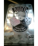 Bunco Game - Tin - Opened but never used - The Game That's Sweeping the ... - $18.69