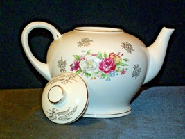 Porcelain China Teapot with Lid AA-191966 Vintage Japan image 2