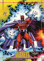 Marvel Universe Series 4 #113 - Magneto - $0.45