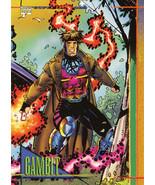 Marvel Universe Series 4 #114 - Gambit - $2.59