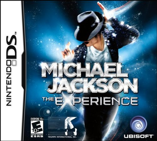 Michael Jackson The Experience - Nintendo DS [Nintendo DS]