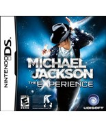 Michael Jackson The Experience - Nintendo DS [N... - $4.44