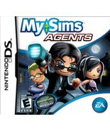 MySims Agents - Nintendo DS [Nintendo DS] - $6.76