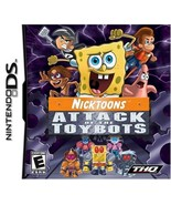 Nicktoons Attack Of The Toybots - Nintendo DS [... - $5.64