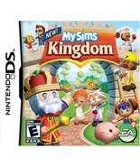 MySims Kingdom - Nintendo DS [Nintendo DS] - $5.91