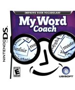 My Word Coach - Nintendo DS [Nintendo DS] - $3.83