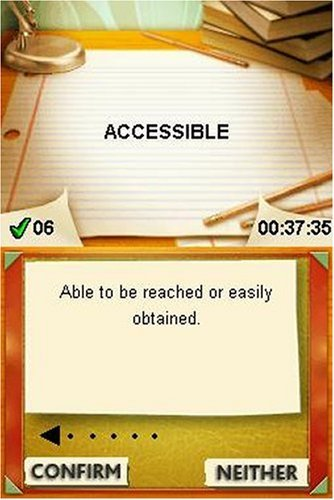 My Word Coach - Nintendo DS [Nintendo DS]