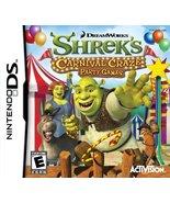 Shrek's Carnival Craze - Nintendo DS [Nintendo DS] - $4.95