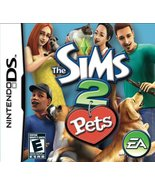 The Sims 2 Pets - Nintendo DS [Nintendo DS] - $5.52