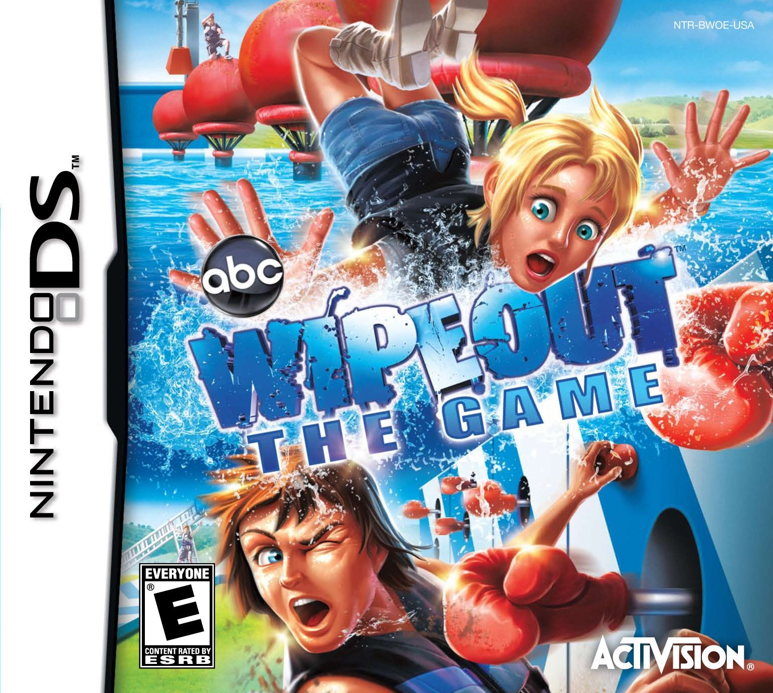 WipeOut: The Game [Nintendo DS]