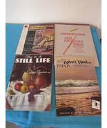 Grumbacher The Art Of Perspective Drawing Artist Book Lot Still Life Lan... - $26.74