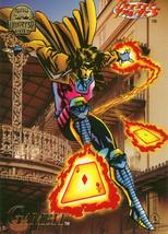 Marvel Universe 1994 Freeze Frame #5 - Gambit - $4.99