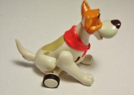 Dashing Dodger Dog Action Figure Disney Oliver & Company Burger King 199... - ₹215.20 INR