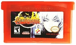 Best Games GBA: Castlevania Aria of Sorrows - $16.28