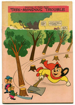 Adventures of Mighty Mouse 157 Title stripped Fair 1.0 Gold Key 1963 - $4.94