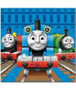 Thomas The Tank Engine Train Lunch Napkins Birthday Party Supplies 16 Co... - $4.90