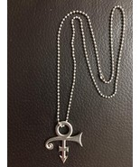 Prince Official Symbol Necklace NPG Music Club NPGMC New - $40.00