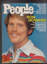 People Magazine Ron Howard Peter Paul & Mary June 12 1978 Free S/H - $19.95