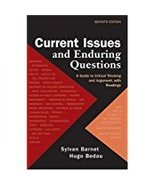 current  issues  and  enduring  questions  - $1.25