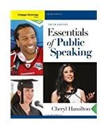 essentials  of  public  speaking - $1.25