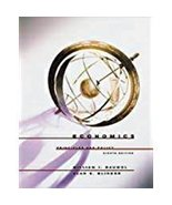 economics principles and  policy  8  th  edition - $1.00