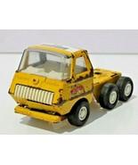 Vintage Tonka Yellow Dump Truck 55010 Pressed Steel Construction Equipme... - $14.84