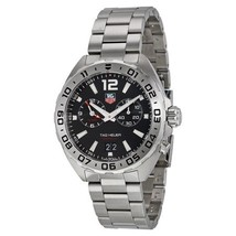 Tag Heuer Men's Formula 1 Silver Stainless-Steel Swiss Automatic Dress W... - $1,499.00