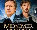 Midsomer Murders - Series 17 [Blu-ray] [Import]