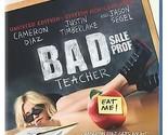 Bad Teacher (Unrated Blu-Ray/DVD Combo) (Bilingual)