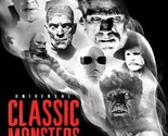 Universal Classic Monsters: The Essential Collection [Blu-ray] (Bilingual)