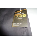 Haggar H26 Original Chino Men's Jeans NWT Size 38 Dark Gray Straight Fit - $22.99