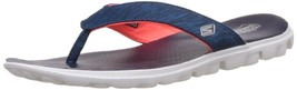 Skechers Women's on-the-GO Flow Thong Sandal Na... - $35.56