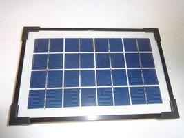 """3.5 Watt 7.68V .456A Ploycrystalline Solar Panel Module 10x6.5"""", GSP3.5-16 - $19.98"""
