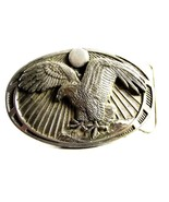 American Eagle Belt Buckle By Buckles of America Masterpiece Collection ... - $44.99
