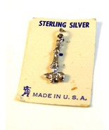Vintage Sterling Silver Native American Tomahawk Charm - $19.99