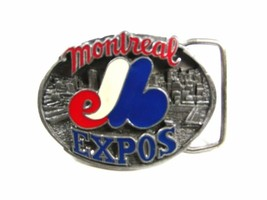 1989 Montreal Expos Officially Licensed Belt Buckle by Siskiyou 102315 - $24.99
