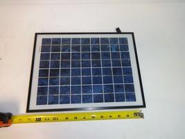 "8 Watt 18V .444A Ploycrystalline Solar Panel Module 13x10"", SP8-36B - $29.99"