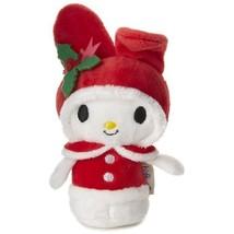 Holiday My Melody Hallmark itty bitty bittys Christmas Bunny Hello Kitty... - $10.39