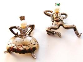 Alfred Philippe Tasha & Sasha Crown Trifari Brooch - $440.99