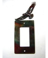 American Eagle Single Rocker Outlet Cover Plate... - $22.49